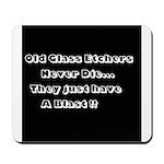 GLASS ETCHERS Mousepad