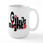 Girls Night Large Mug