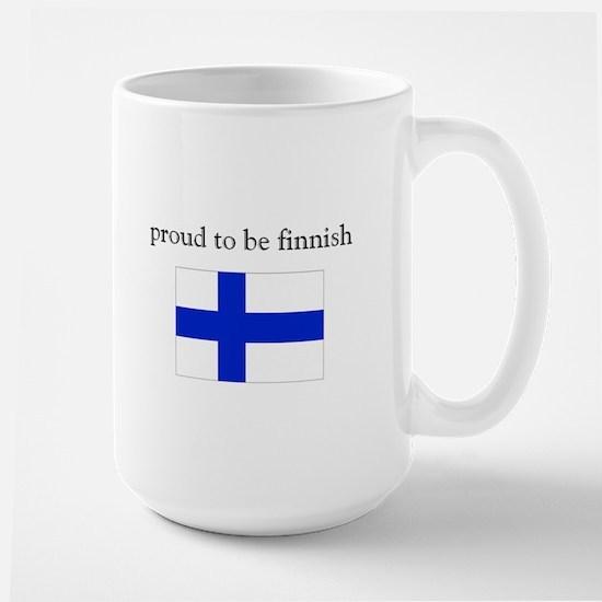 Finnish Large Mug