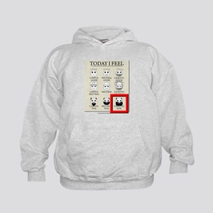 Today I Feel - Chaotic Evil Kids Hoodie