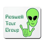 RoswellTourGroup Mousepad
