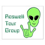 RoswellTourGroup Small Poster