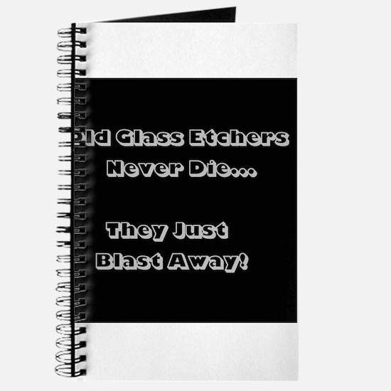 ETCHERS BLAST Journal