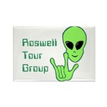 RoswellTourGroup Rectangle Magnet (100 pack)