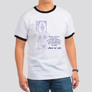 Joan of Arc - One Life Ringer T
