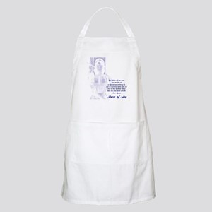 Joan of Arc - One Life BBQ Apron