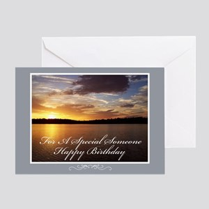 For A Special Someone Greeting Card