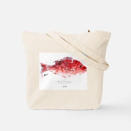Tote Bag - SNAPPER