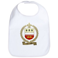 THERIAULT Family Crest Bib