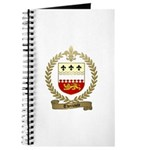 THERIAULT Family Crest Journal