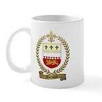 THERIAULT Family Crest Mug