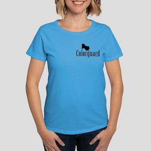 Colorguard Women's Dark T-Shirt