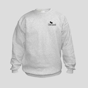 Colorguard Kids Sweatshirt
