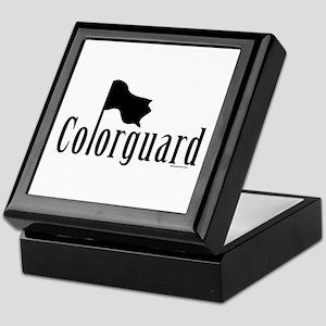 Colorguard Keepsake Box