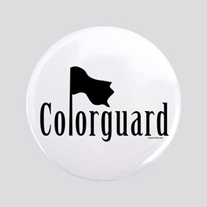 "Colorguard 3.5"" Button"