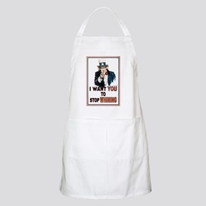 STOP WHINING BBQ Apron