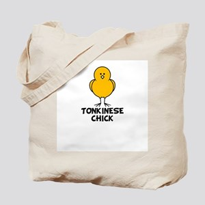 Tonkinese Chick Tote Bag