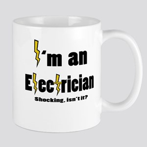 Shocking Electrician Mug