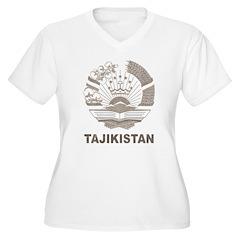 Vintage Tajikistan T-Shirt