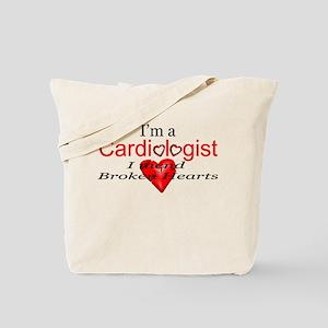 Heart Doc Tote Bag