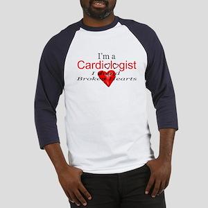 Heart Doc Baseball Jersey
