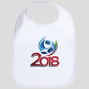 Russia World Cup 2018 Baby Bib