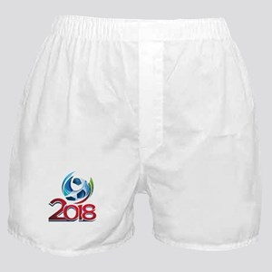Russia World Cup 2018 Boxer Shorts