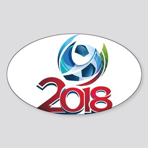 Russia World Cup 2018 Sticker