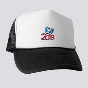 Russia World Cup 2018 Trucker Hat