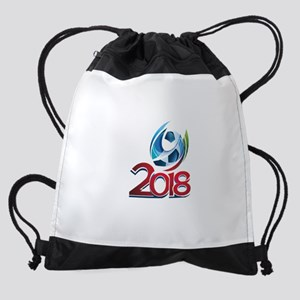 Russia World Cup 2018 Drawstring Bag