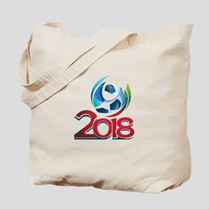 Russia World Cup 2018 Tote Bag