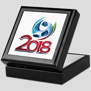 Russia World Cup 2018 Keepsake Box