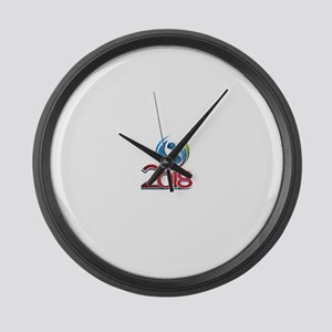 Russia World Cup 2018 Large Wall Clock