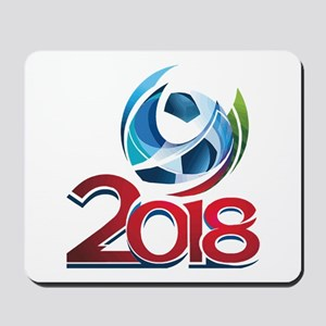 Russia World Cup 2018 Mousepad