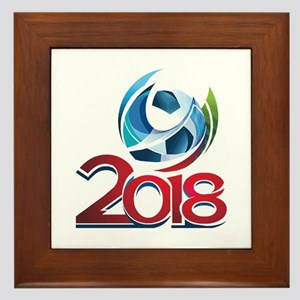 Russia World Cup 2018 Framed Tile
