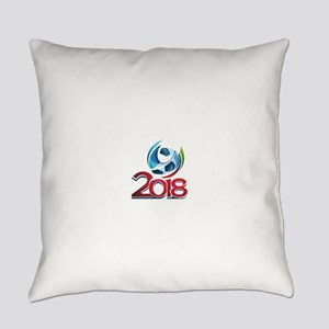 Russia World Cup 2018 Everyday Pillow