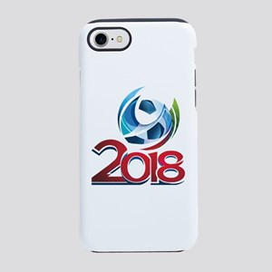 Russia World Cup 2018 iPhone 8/7 Tough Case
