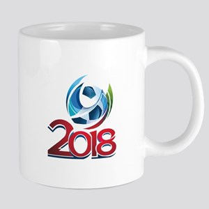 Russia World Cup 2018 Mugs