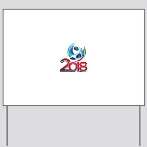 Russia World Cup 2018 Yard Sign