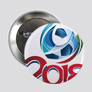 "Russia World Cup 2018 2.25"" Button"