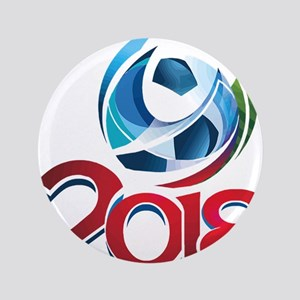 """Russia World Cup 2018 3.5"""" Button"""