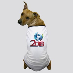 Russia World Cup 2018 Dog T-Shirt