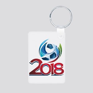 Russia World Cup 2018 Keychains