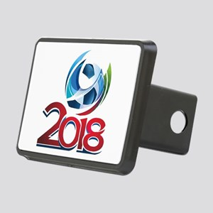 Russia World Cup 2018 Rectangular Hitch Cover
