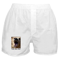 Yeh, Bite Me Boxer Shorts
