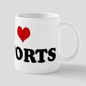 I Love IMPORTS Mug