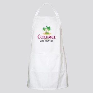 Cozumel Therapy - BBQ Apron