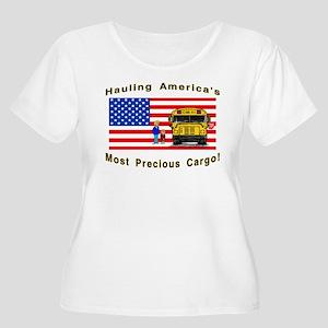 Zmpcyellowwords Plus Size T-Shirt