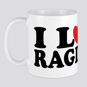 I Love Ragdoll Cats Mug
