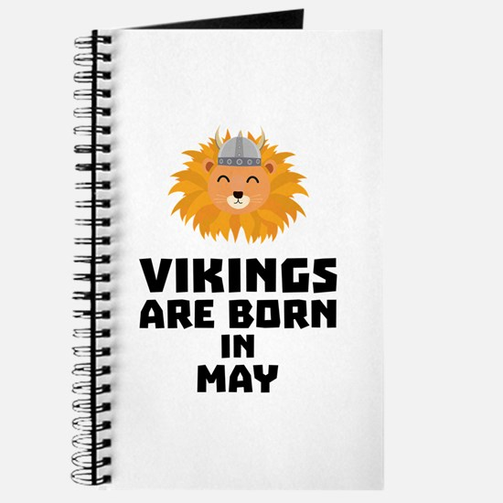 Vikings are born in May C30b1 Journal